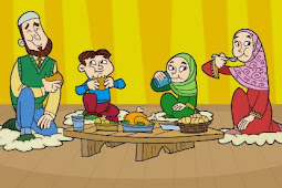 Doa Sebelum Makan Dan Sesudah Makan Atau Minum Beserta Latin dan Artinya