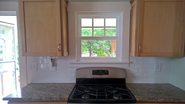 Spotless Clean Kitchen