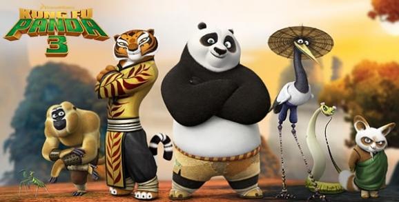 Sinopsis Film Terbaru  Kung Fu Panda 3 (2016)
