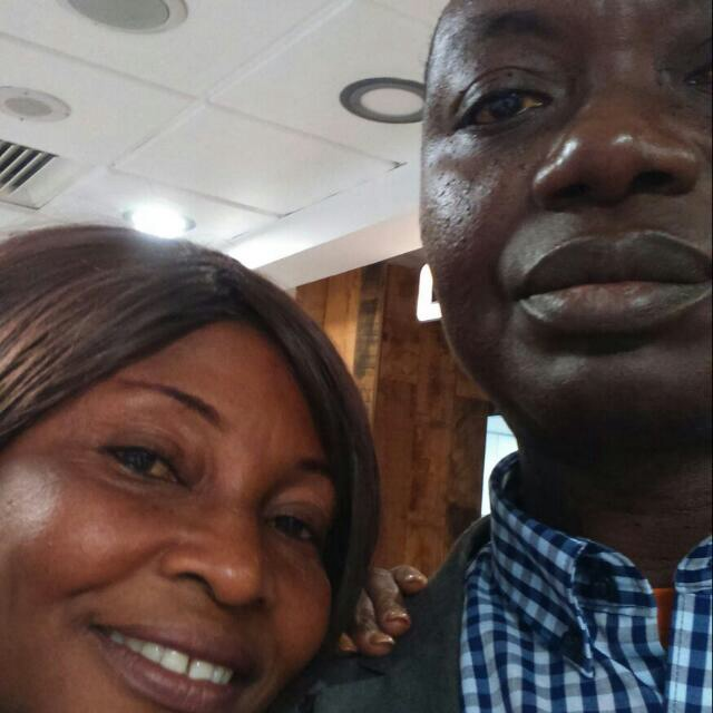 Kyeiwaa spotted with a new lover - Still sure of men