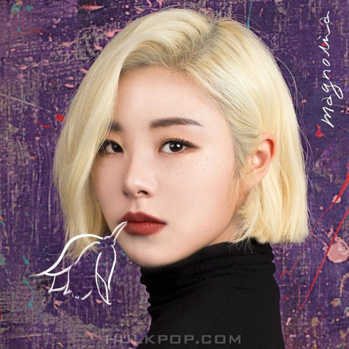 Whee In – magnolia – Single