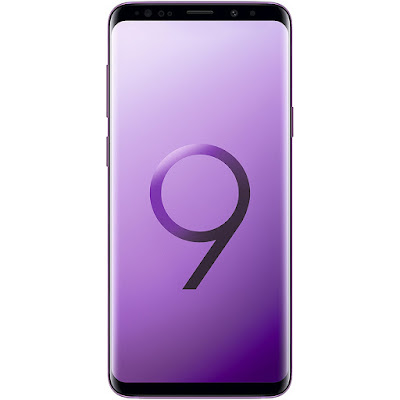 Samsung Galaxy S9 Plus morado