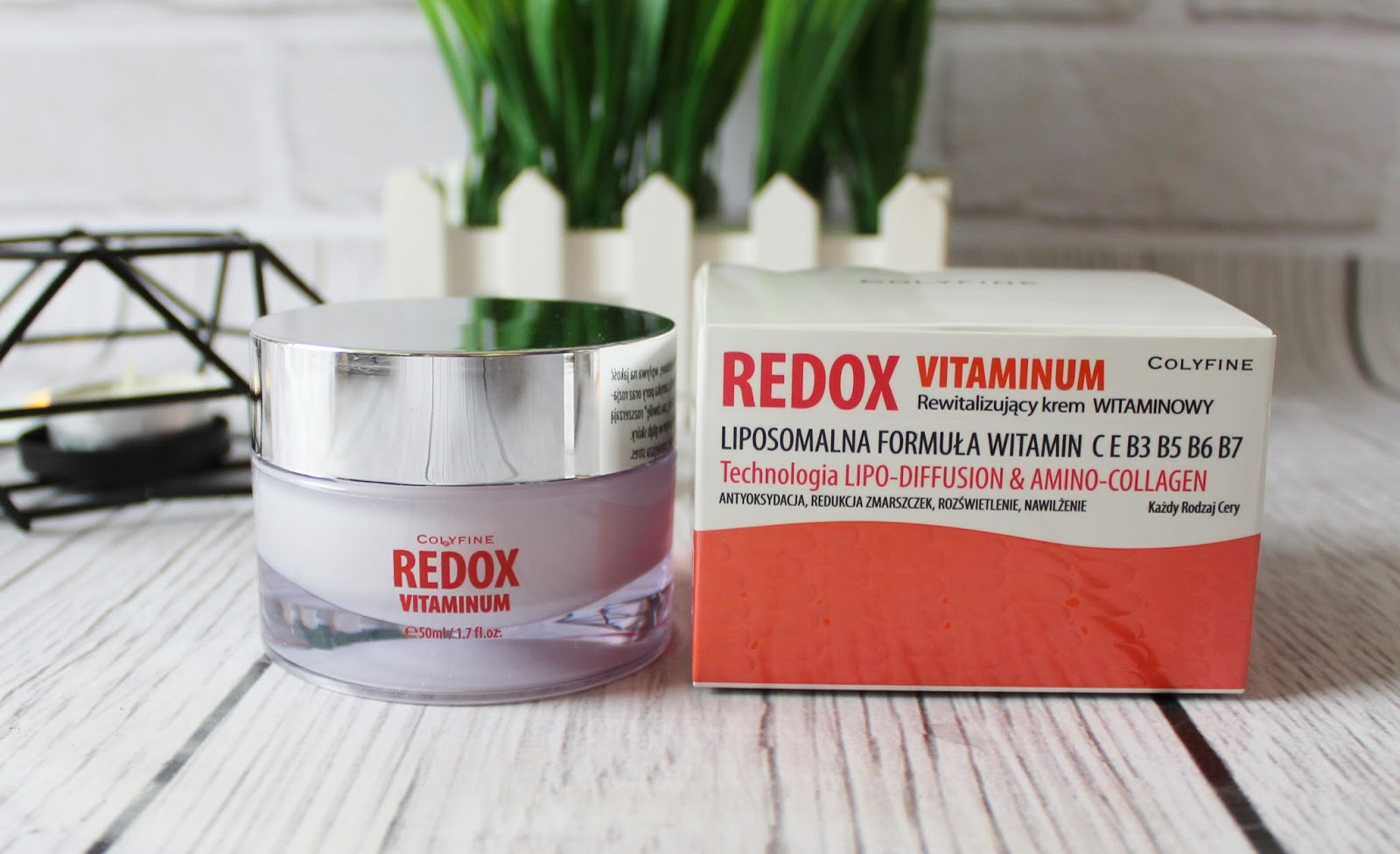 COLYFINE REDOX VITAMINUM + serum regenerujące do ust