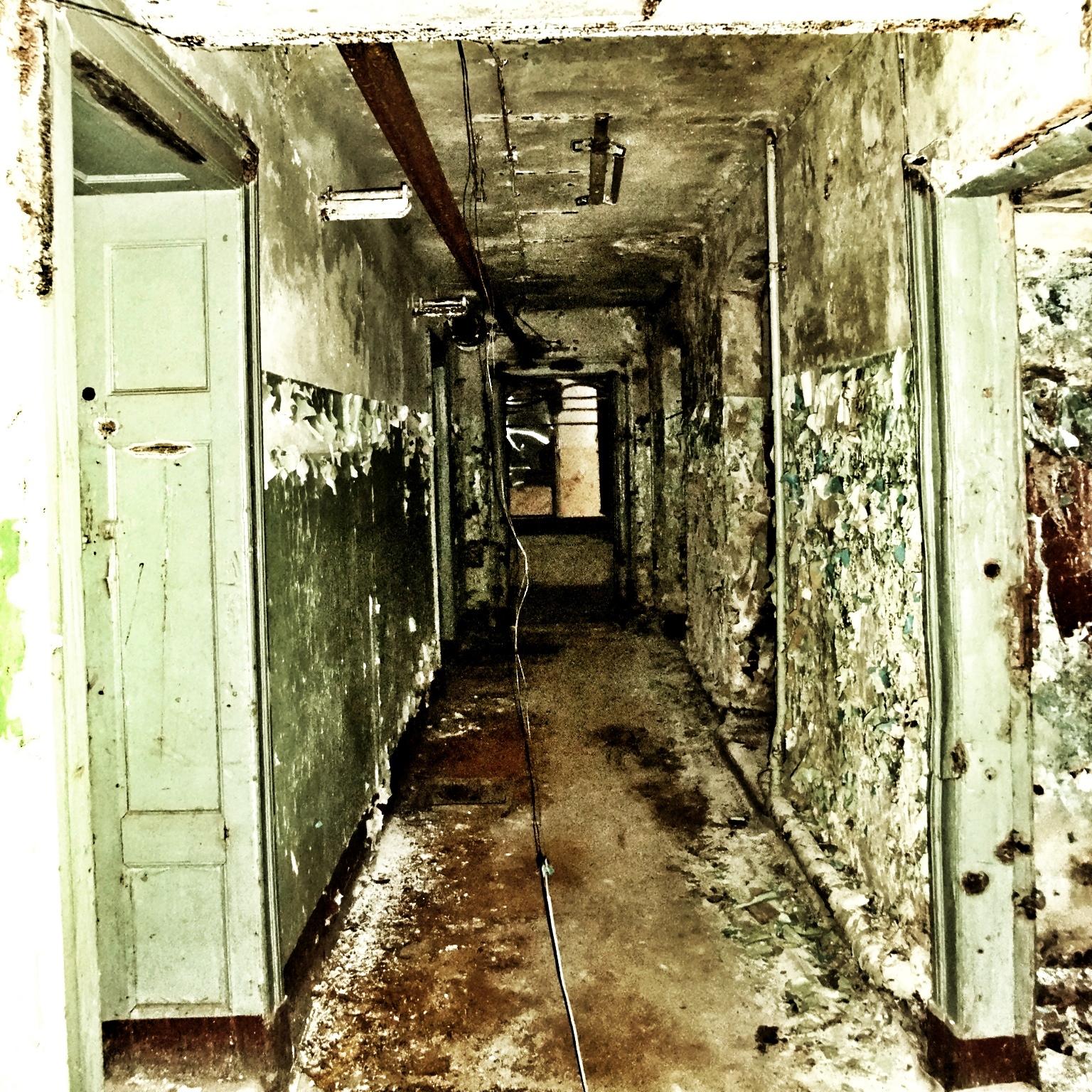 Arcanum. Urban Exploration.: Abandoned Sanatorium Beelitz