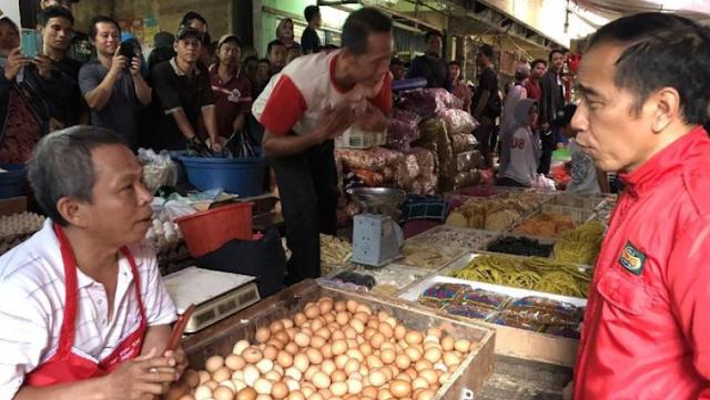 Begini Rincian Program Permak Pasar Tradisional ala Jokowi