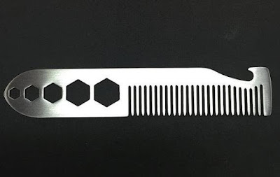 Mechanic Pocket comb