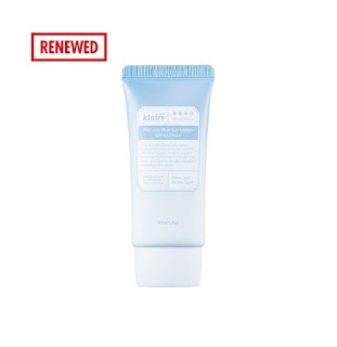 [KLAIRS] Mid-day Blue Sun Lotion SPF40/PA++ 50% OFF