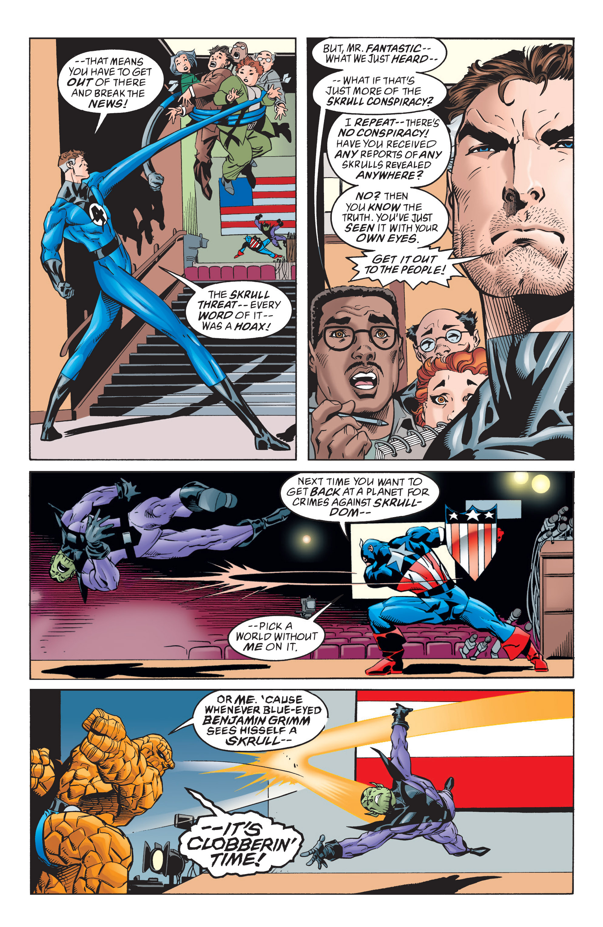 Captain America (1998) Issue #7 #10 - English 16