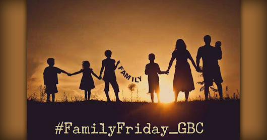 Family Friday: My Reflection