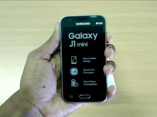 Cara Flashing Samsung Galaxy J1 Mini SM-J105F