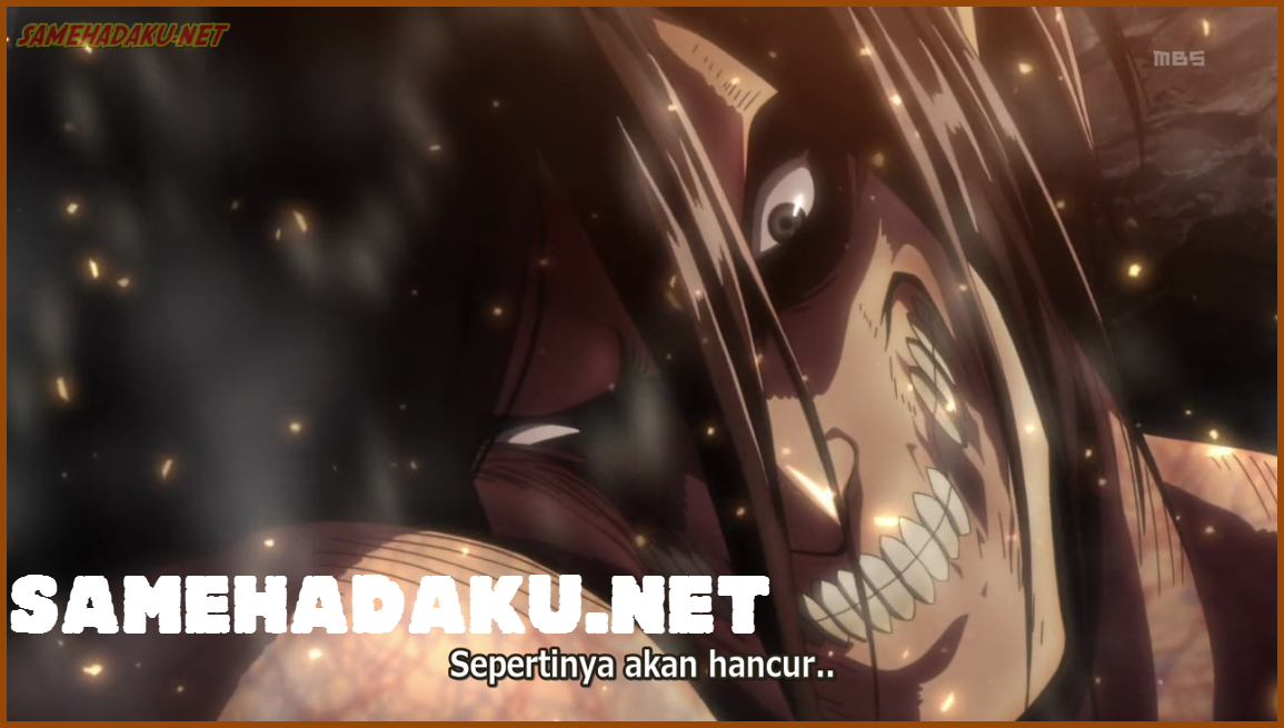 Shingeki No Kyojin Episode 23 Sub Indo Samehadaku Dragon