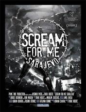pelicula Grito para mi Sarajevo (Scream for me Sarajevo) (2017)