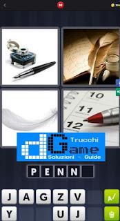 4 Immagini 1 Parola livello 99