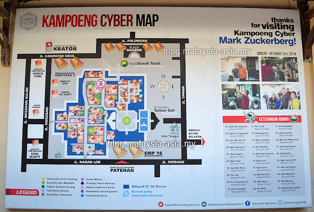 Kampoeng Cyber Map