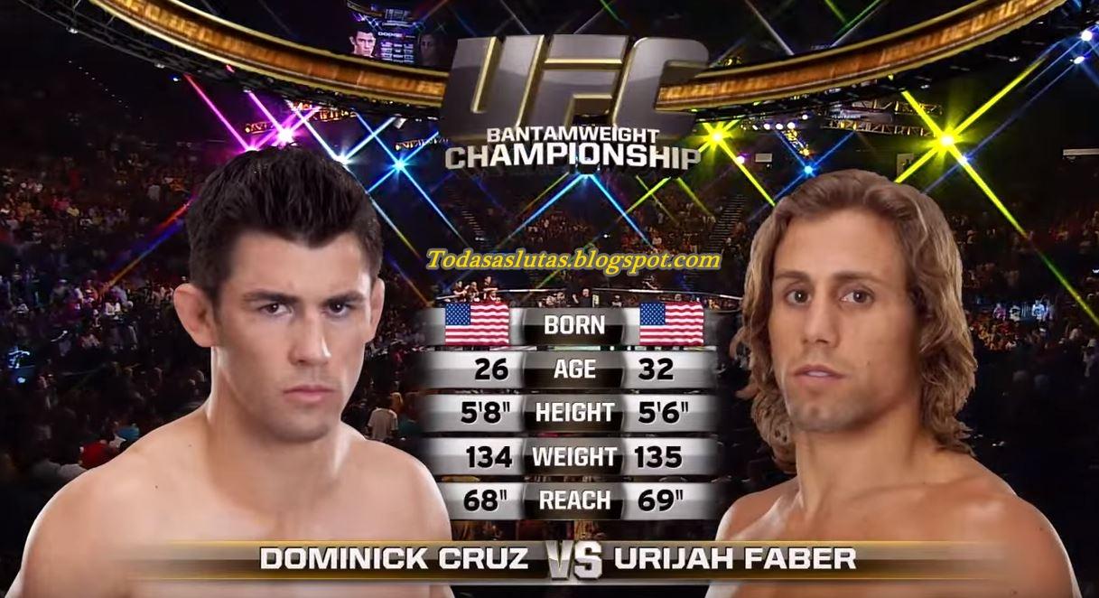 Dominick Cruz talks Urijah Faber, MMA training routine, styles