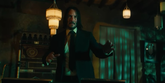 The Last Thing I See: This 'John Wick 3' Trailer Puts A