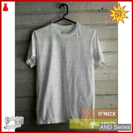 AND429 Pakaian Pria Kaos Kaos Oblong 2tone BMGShop