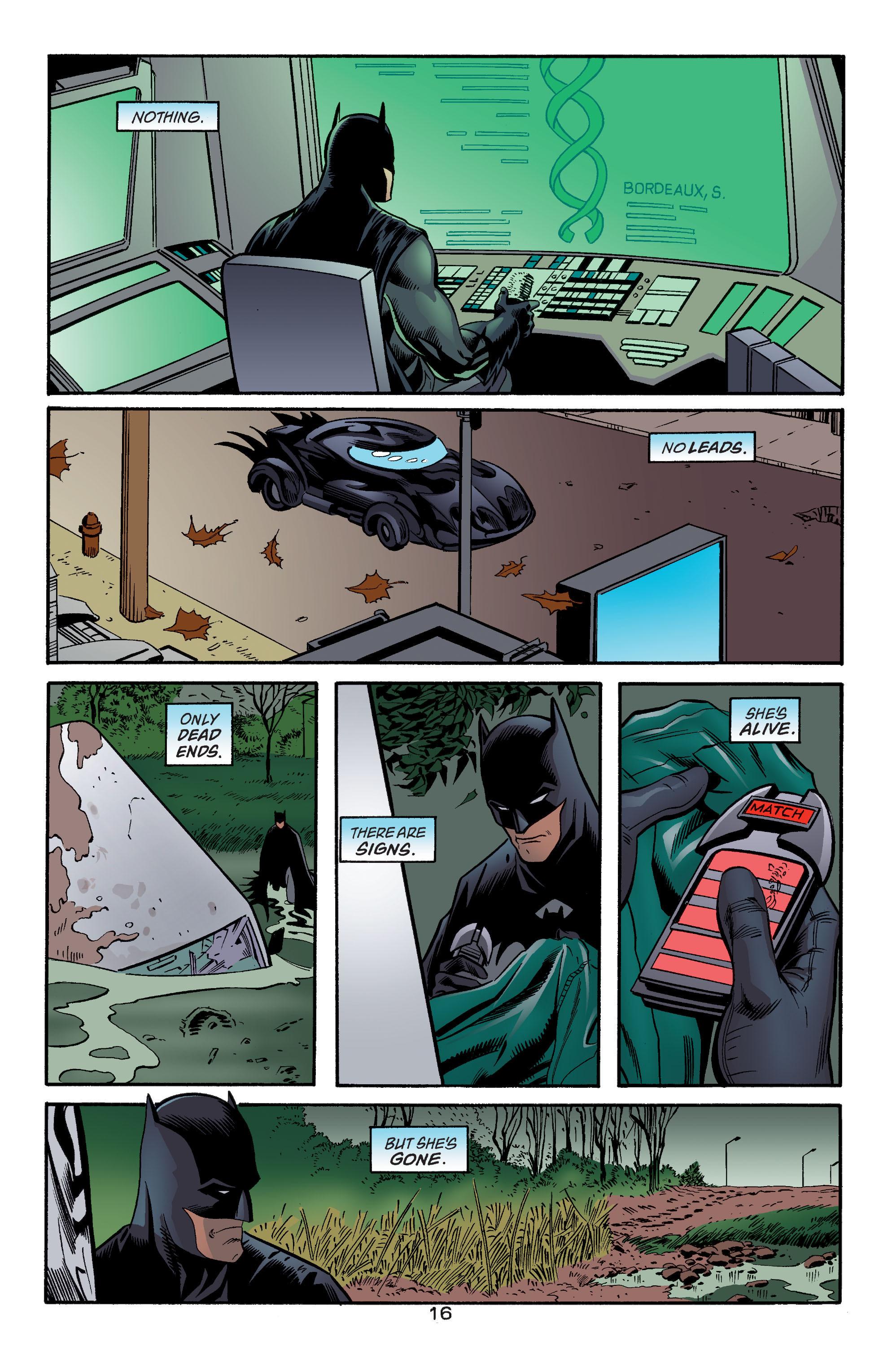 Detective Comics (1937) 774 Page 16