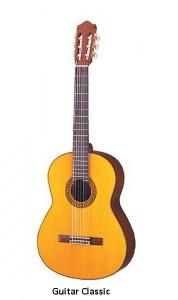 Làm thế nào để chọn một cây đàn guitar classic âm hay