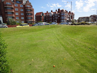 Pennines Putting minigolf course at MiniLinks Golf in Lytham Saint Annes