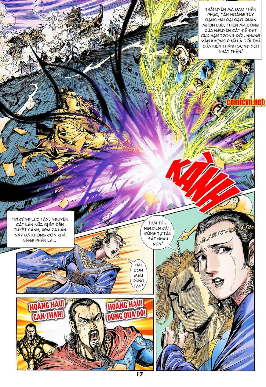 Đại Đường Uy Long chapter 82 trang 27