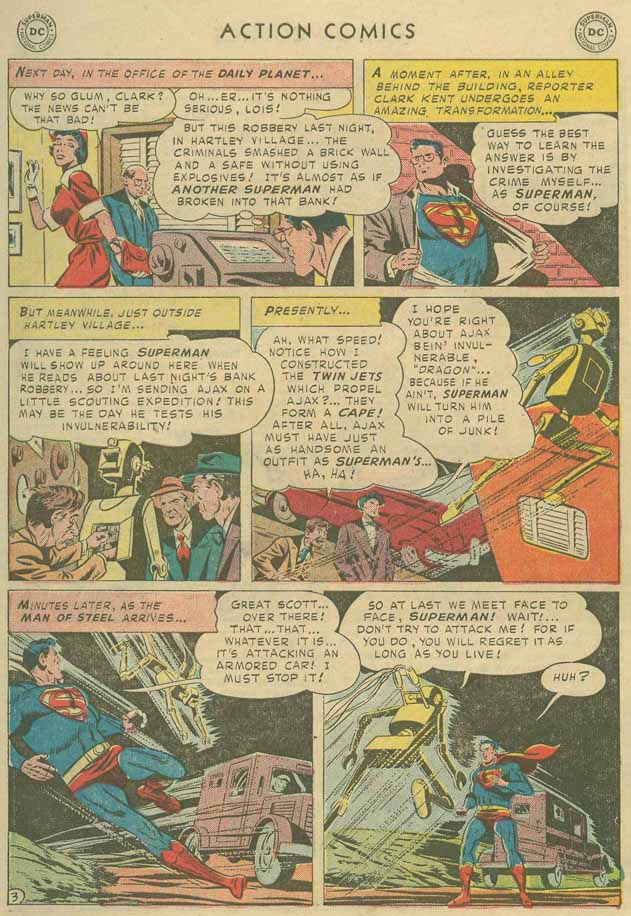 Read online Action Comics (1938) comic -  Issue #173 - 7