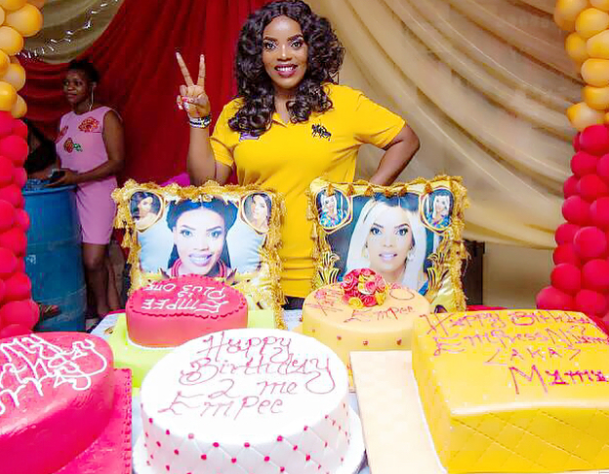 actress empress njamah