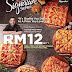 New Pizza Hut Signature Series 2015 | Chef Nik Michael & Nad Zainal