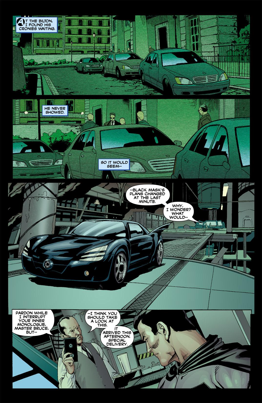 Detective Comics (1937) 809 Page 7
