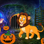 G4K Lion Rescue From Cave 2 Game