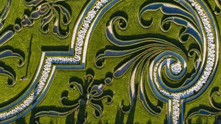 Khám phá 'những khu vườn vương giả' giữa lòng châu Âu -7