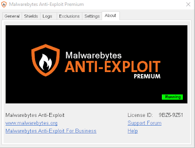 Malwarebytes Anti-Exploit Premium Computer Software