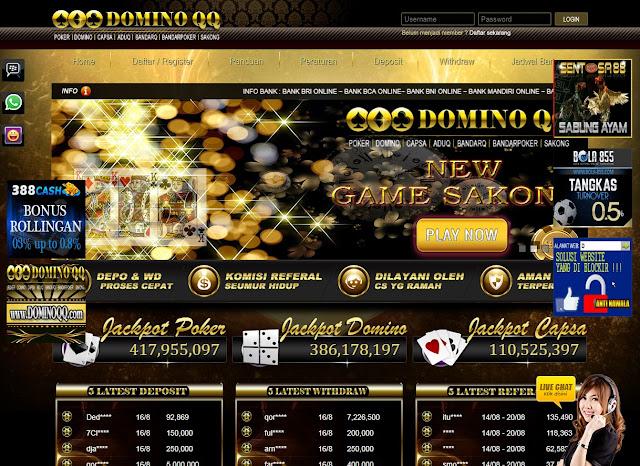 Dalam bermain pada Situs Domino Online yang ada di Indonesia kalian mampu memperoleh keser Info Keseruan Dalam Kemenangan Situs Domino Online