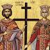 Κωνσταντίνος και Ελένη: Οι Άγιοι που εδραίωσαν τον Χριστιανισμό στην Ευρώπη