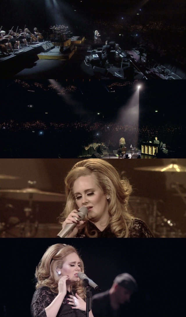 Adele Live At The Royal Albert Hall (2011) HD 720p Subtitulado