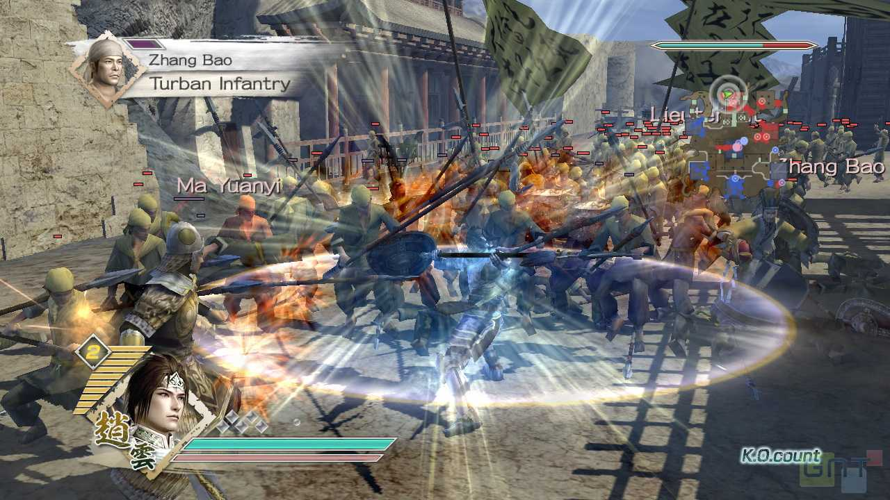 Pc dynasty warriors 8: xtreme legends – complete edition savegame.