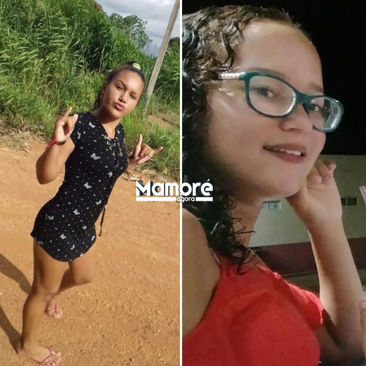 c0540dd38ad FAMÍLIA PROCURA POR DUAS ADOLESCENTES QUE ESTÃO DESAPARECIDAS DE ...