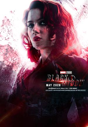 BLACK WIDOW Teaser Poster 2020
