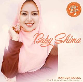 Download Lagu Baby Shima Kangen Rasul Mp3 (4.35MB) Religi Terbaru 2018, Baby Shima, Album Religi, Lagu Religi,