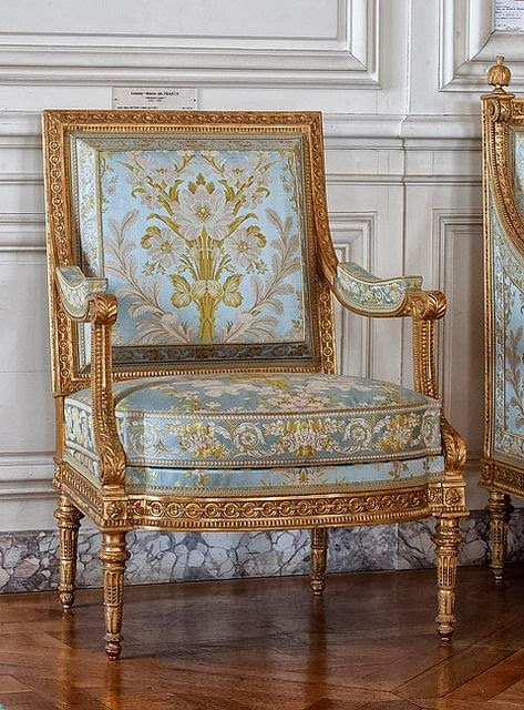 Bon A Pair Of 19th Century French Louis XVI Style Wingback Chairs