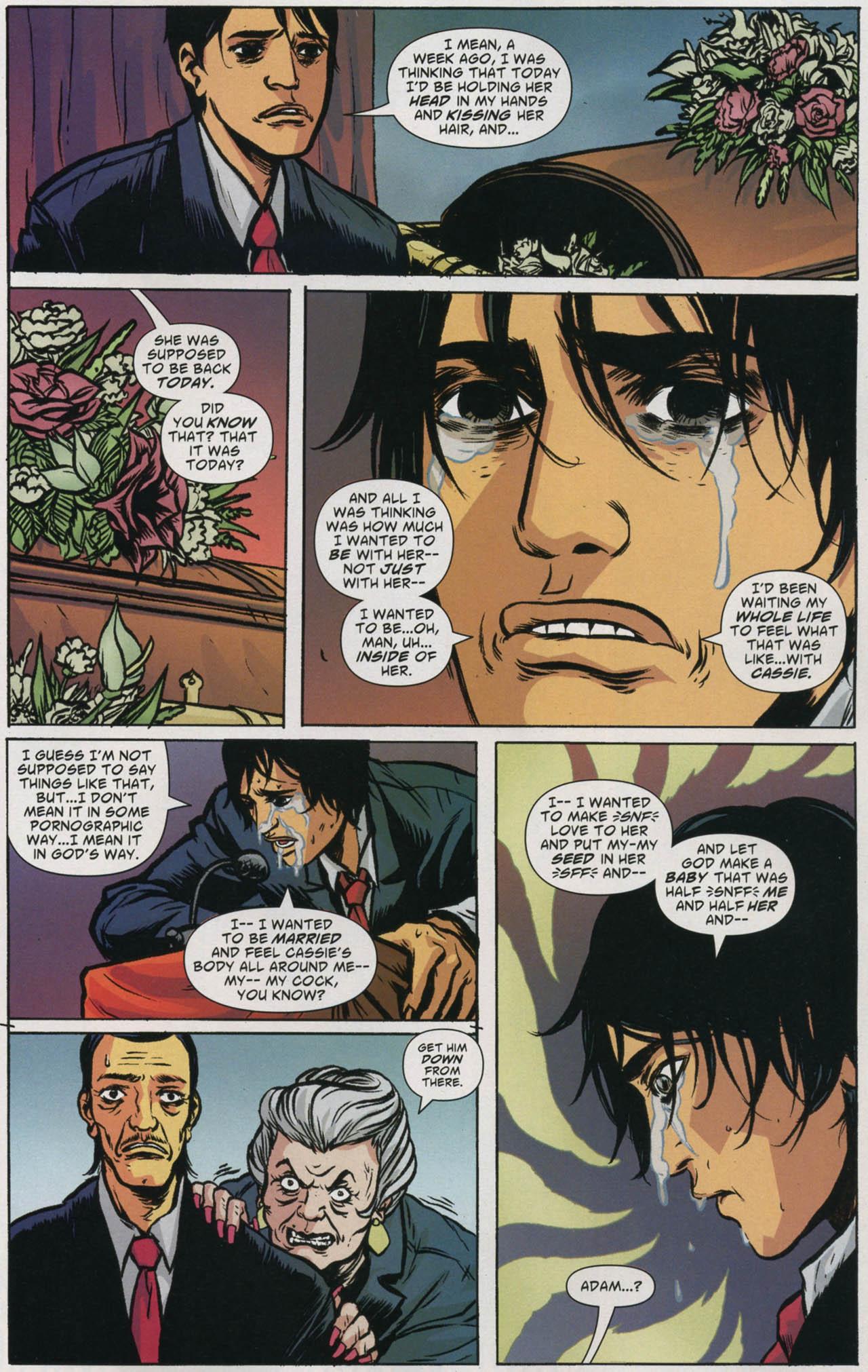 Read online American Virgin comic -  Issue #5 - 11