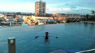Percutian Ke Miri Meritz Hotel