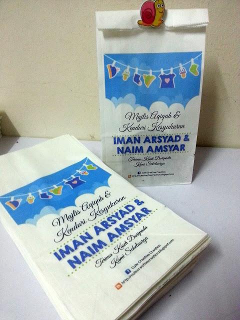 tempah paper bag murah