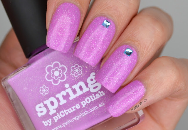 NAILS | Picture Polish Spring Swatch #ManiMonday