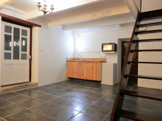 Renovation project - house for sale Huelgoat Brittany, France