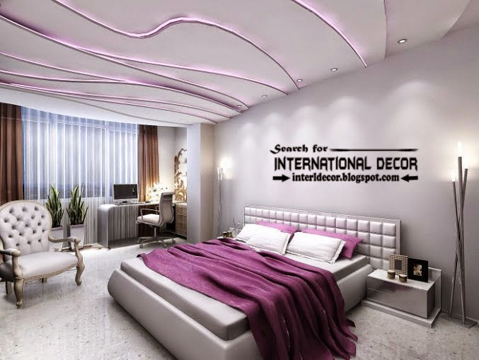 ceiling led lighting ideas - Top 20 suspended ceiling lights and lighting ideas