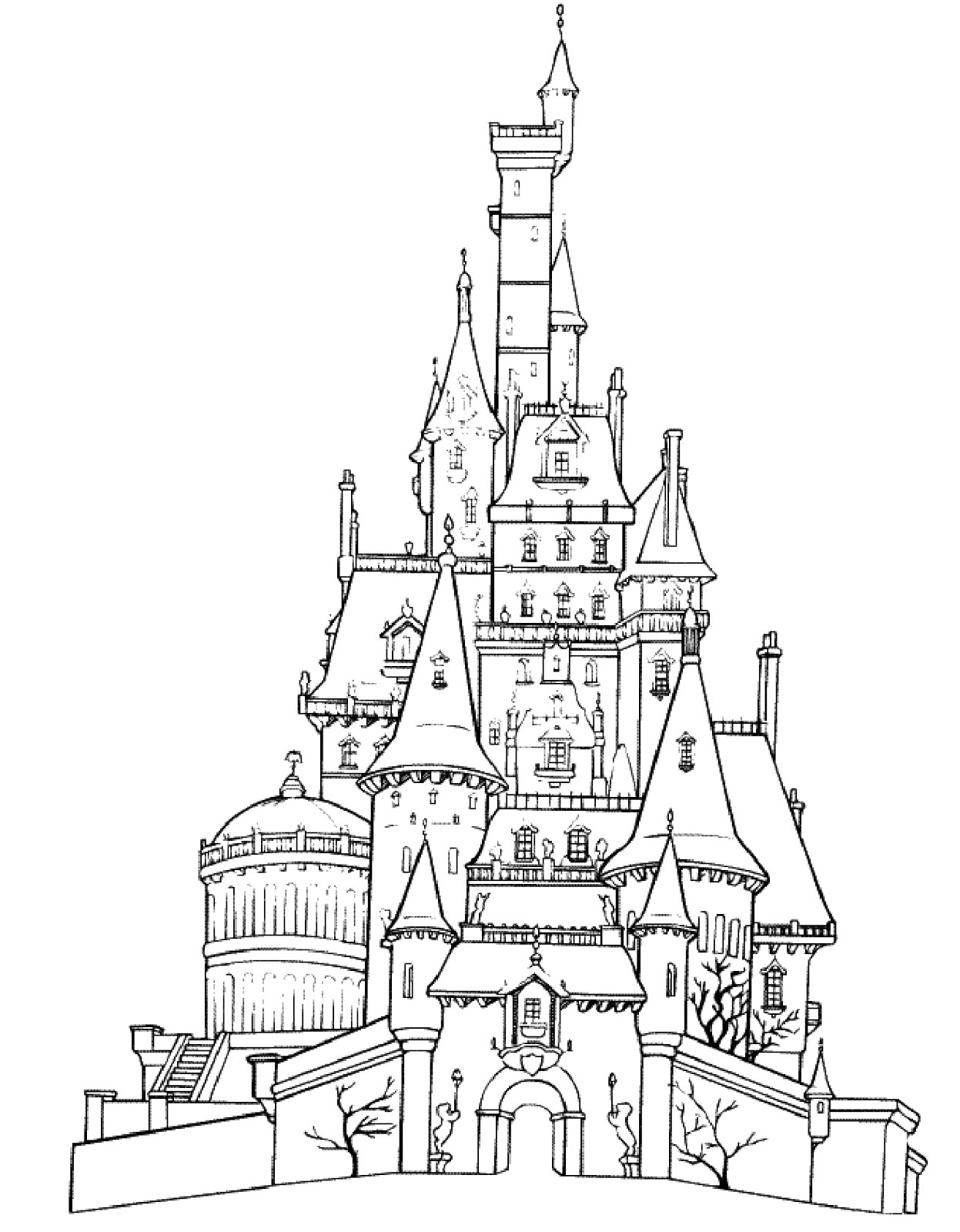 Gambar Rumah Kartun Frozen Gambar Foto Elsa Frozen Kecil 5 Lampu