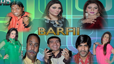 Barfi Stage Drama And Cast Name