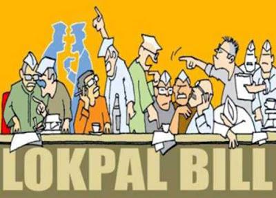 Panel For Lokpal