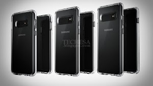 Three Variants of Samsung Galaxy S10 lineup leaked Images